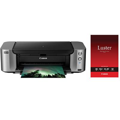 Canon Pixma Pro 100 Wireless Photo Inkjet Printer 6228b002