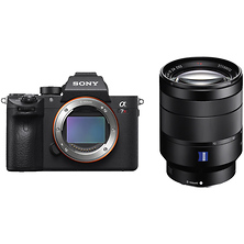 Alpha a7R III Mirrorless Digital Camera with Vario-Tessar T* FE 24-70mm f/4 ZA OSS Lens Image 0
