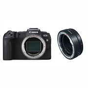 EOS RP Mirrorless Digital Camera Body with Mount Adapter EF-EOS R