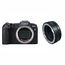 EOS RP Mirrorless Digital Camera Body with Mount Adapter EF-EOS R Image 0