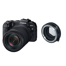 EOS RP Mirrorless Digital Camera with 24-240mm Lens and Mount Adapter EF-EOS R Image 0