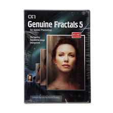 Genuine Fractals 5.0 Image Enlargement Software (Full Version) Image 0