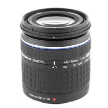 Olympus 40-150mm f/4-5.6 Zuiko ED Zoom Lens for Olympus DSLRs (Four Thirds System)