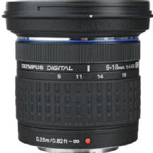 Olympus 9-18mm f/4-5.6 ED Zuiko Zoom Lens for Olympus DSLR
