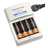 Olympus B-40SU NIMH Battery & Charger Kit