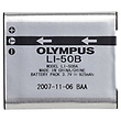 LI-50B Rechargeable Lithium-Ion Battery for Select Olympus Stylus Cameras