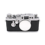 IIIG 35mm Film Camera Body Chrome - Pre-Owned