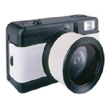 Lomography FishEye Point-n-Shoot 35mm Camera (Black)