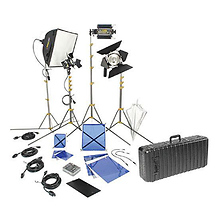 Lowel DV Creator 44 Kit, 4-light Kit with TO-83 Case