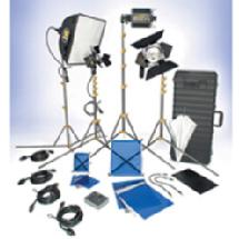 Lowel DV Creator 44 Lighting Kit With TO-84 Case
