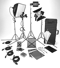 DV Creator 44 Lighting Kit With TO-84 Case Image 0