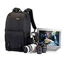 Fastpack 350 Photo and Laptop Backpack, Black