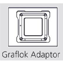 Leaf 4x5 Graphlok Adapter for Mamiya AF-D