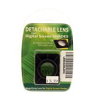 L2 Magnifying Detachable Lens for Digital Screen Shades DSS2, DSS3, DSS4 Image 0