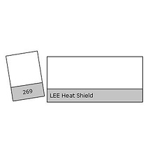 Gel Sheet 269 Lee Heat Shield Lighting Filter 21x24 Image 0