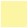 3 x 3in. CC 025 Yellow Polyester Filter