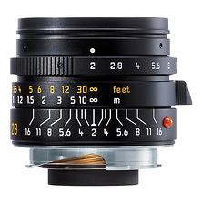 28mm f/2.0 Aspherical M Manual Focus Lens Image 0