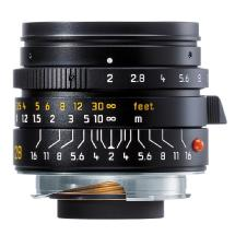 Leica 28mm f/2.0 Aspherical M Manual Focus Lens