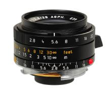 Leica 28mm f/2.8 Elmarit-M Aspherical Manual Focus Lens