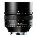 Leica | 50mm f/0.95 Noctilux M Aspherical Manual Focus Lens (Black) | 11602