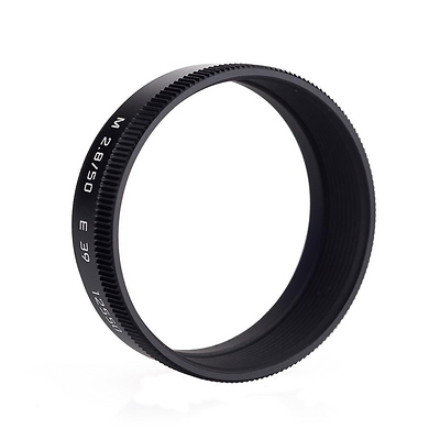 Lens Hood for 2.8/50mm - M (Black) Image 0