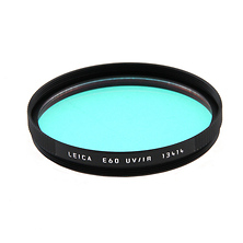 E60 UV Infrared Filter (Black) Image 0