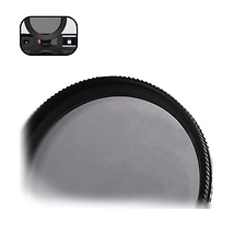 Leica E67 UVA/IR Glass Filter (Black)
