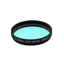 E46 UV Infrared Filter (Black) Image 0