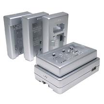 Lenmar SoloXP JVC Universal Li-Ion Travel Charger with USB Power Port