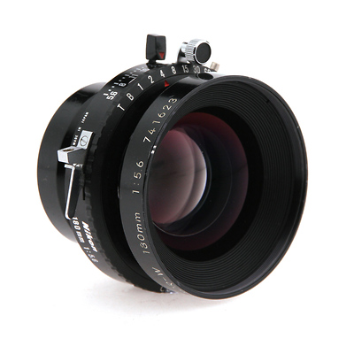 180mm f/5.6 NIKKOR W Lens - Used Image 0