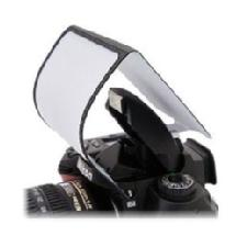 LumiQuest Soft Screen Diffuser for Cameras with Pop-up Flashes