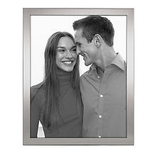 8X10 Essential Photo Frame - Silver Image 0