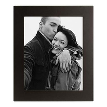 5X7 Wood Frame Wide - Black Image 0