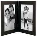 5X7 Wood Frame Wide - Black