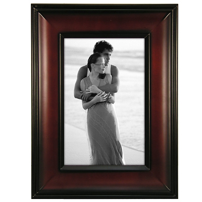 Redwood Fashion Wood Frame 4 x 6in. Image 0