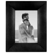 Monterey Black Fashion Wood Frame, 5 x 7 Image 0