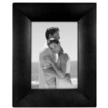 Malden Monterey Black Fashion Wood Frame, 5 x 7