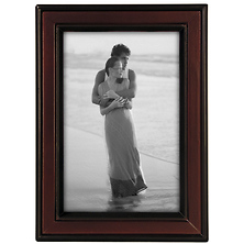 Winslow Mahogany Fashion Wood Frame 4 x 6in. Image 0