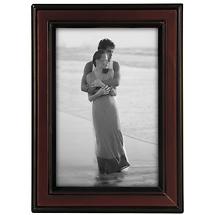 Malden Winslow Mahogany Fashion Wood Frame 4 x 6in.
