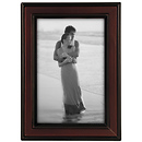 Winslow Mahogany Fashion Wood Frame 4 x 6in.