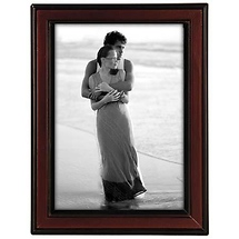 Malden Winslow Mahogany Fashion Wood Frame, 4 x 6