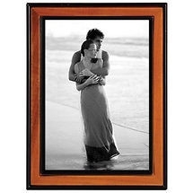 Malden Winslow Mahogany Fashion Wood Frame, 8 x 10