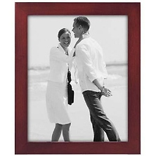 Malden 8X10 Linear Rosewood Photo Frame Image 0