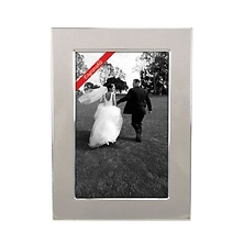 Silverplate Classic Frame 4 x 6 - Polished & Engraveable Image 0