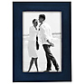 5 x 7 Wood Photo Frame - Blue