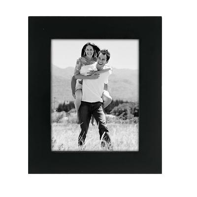 Malden | 4 x 5 Linear Black Picture Frame | 673-45