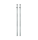 170SET Spring-Loaded Poles - Set of Two