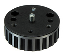 Manfrotto | 120 Converter Plate 3/8 in. to 1/4-20 in. | 120
