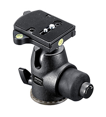Manfrotto Hydrostatic Ball Head with RC4 Rapid Connect