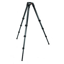 536 CF 3 Stage Video Tripod Image 0